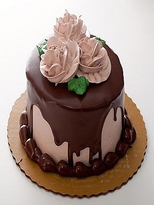 Yaş Pasta 4 Kişilik